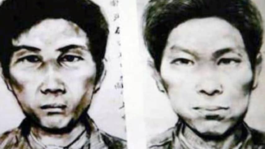L'identikit dell'assassino disegnato sulla base delle varie testimonianze