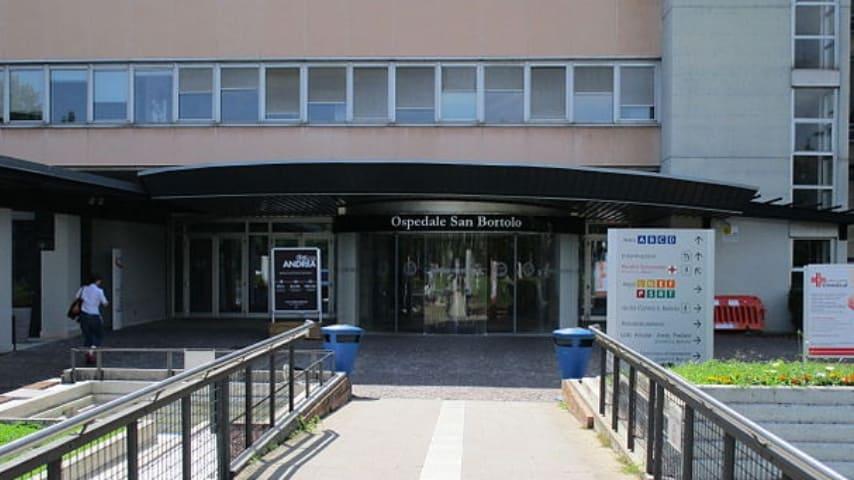 L'ospedale San Bortolo