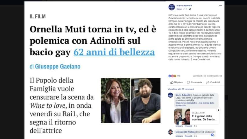 Adinolfi Facebook