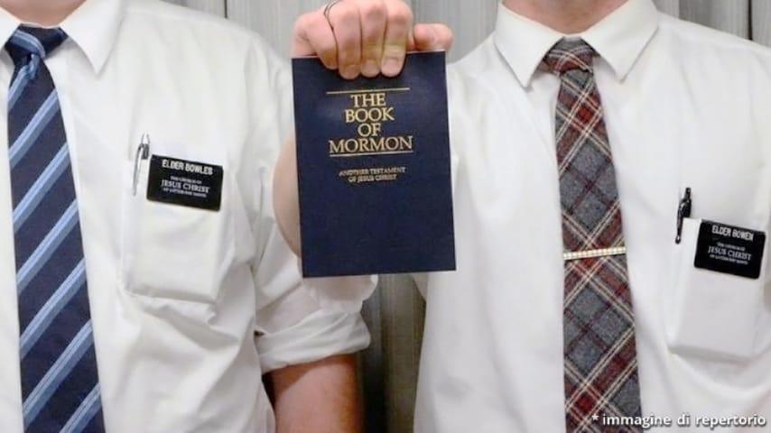 Mormoni, comunità di provenienza di David Matheson.
