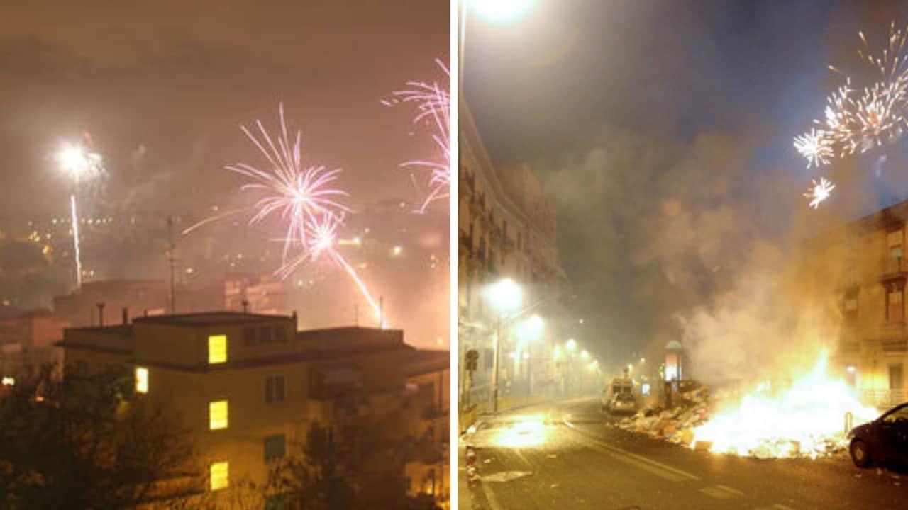 Notte di San Silvestro_ il bollettino di guerra dalle strade italiane