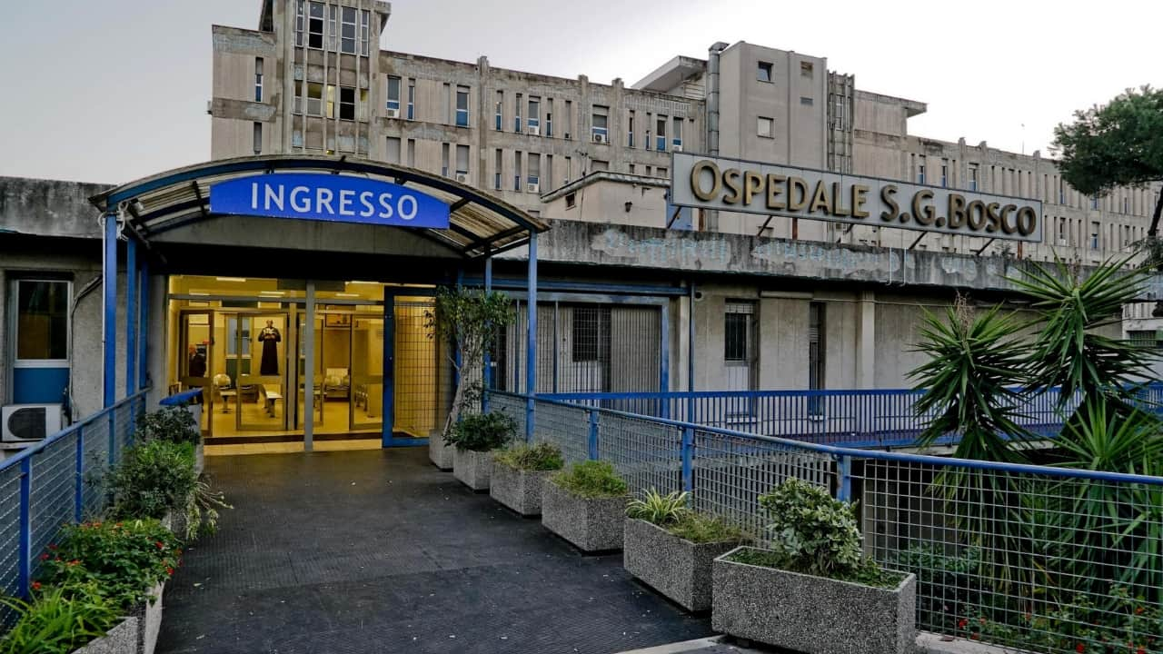 Ospedale San Giovanni Bosco di Napoli
