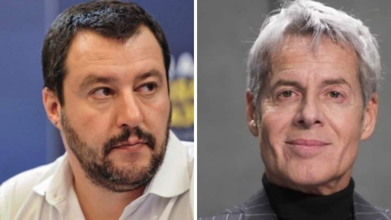 Pace fatta tra Baglioni e Salvini