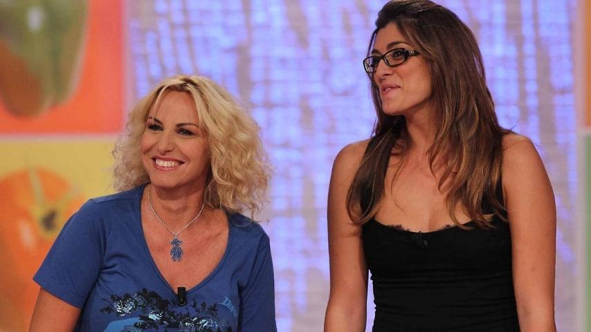 Antonella Clerici e Elisa Isoardi insieme