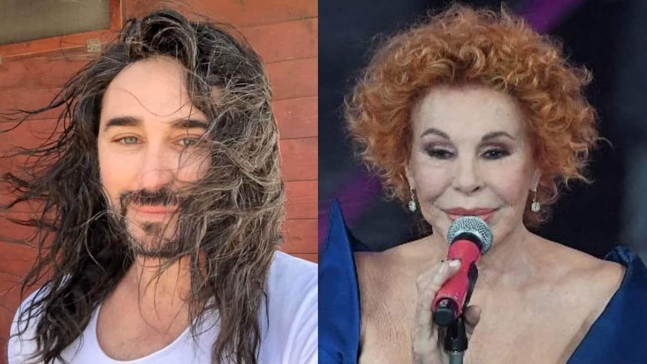 Shalpy e Ornella Vanoni