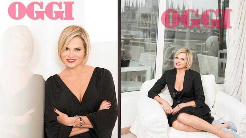 Simona Ventura Oggi intervista