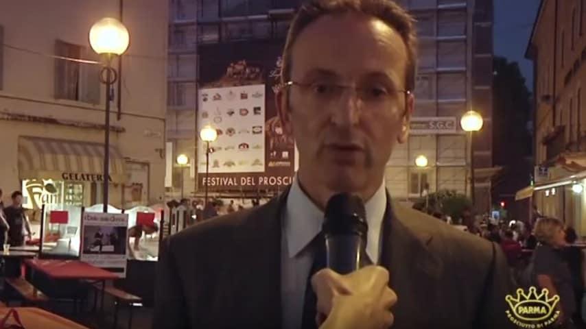 Stefano Fanti, direttore del Consorzio di Parma