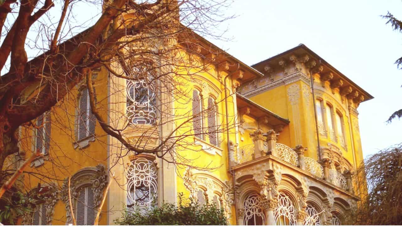 Torino: la casa conosciuta in tutto il mondo è Villa Scott
