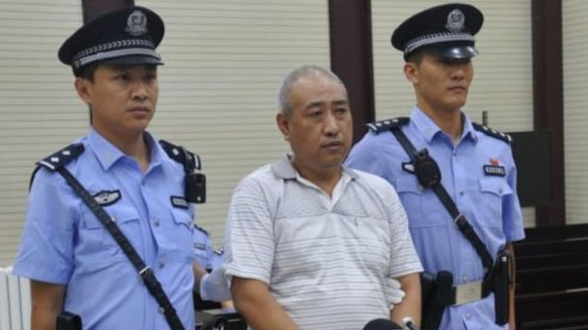 Gao Chengyong a processo. Credits: Reuters