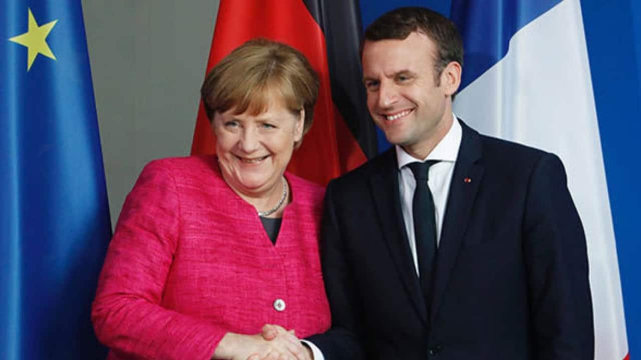 Frimato l'accordo di aquisgrana tra Francia e Germania