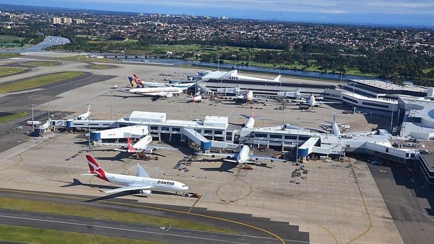 aeroporto sydney