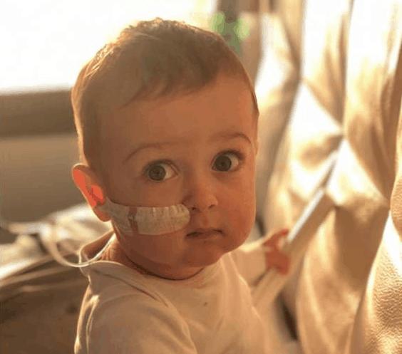 Il piccolo Alex può lasciare l'ospedale: il racconto del papà