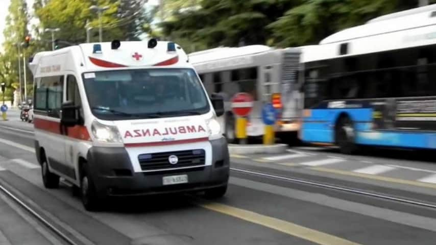 ambulanza interna