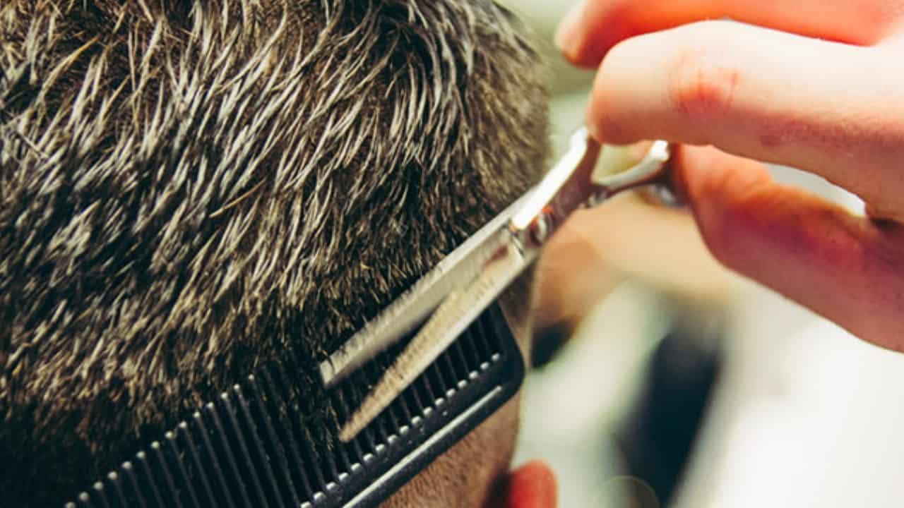 Barbiere, immagine di repertorio