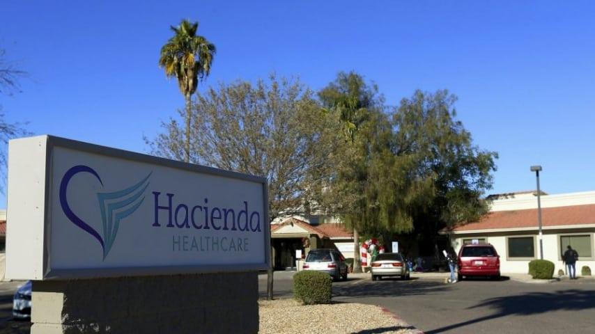 hacienda healtcare