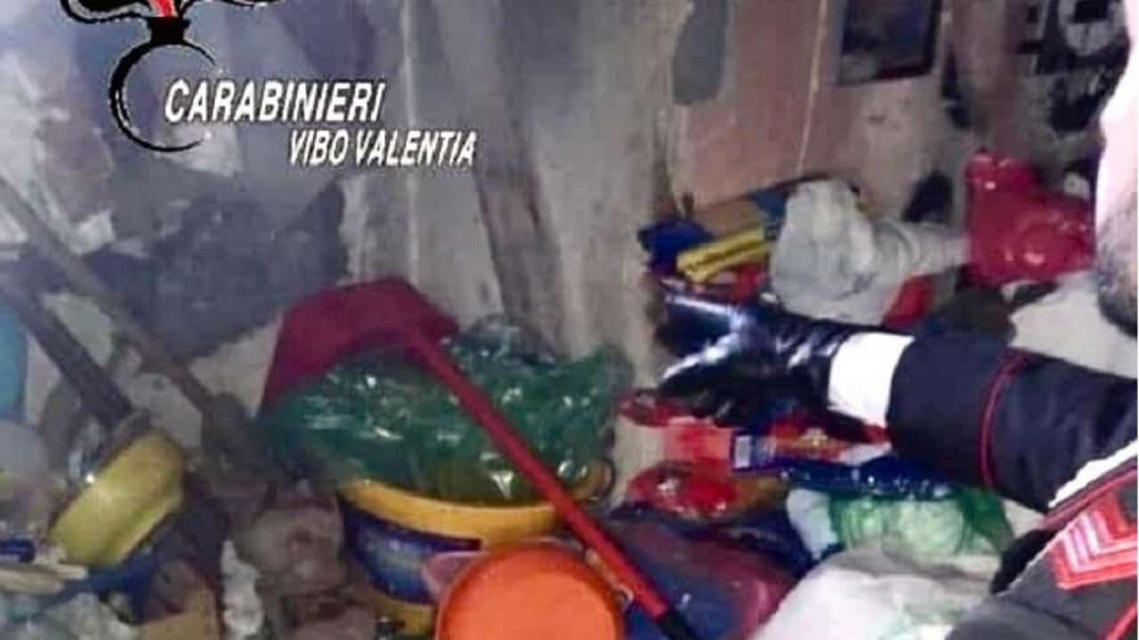 casa rifiuti vibo valentia