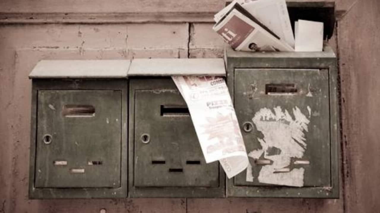 cassette della posta