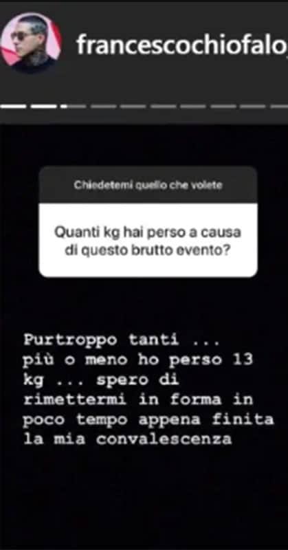 chiofalo francesco story