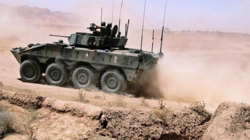 contingente italiano in afghanistan