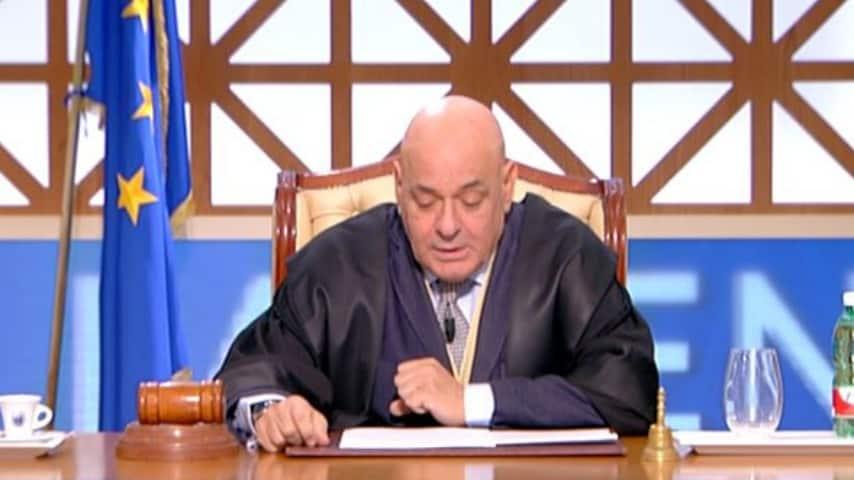 Francesco Foti, giudice di Forum, sospeso