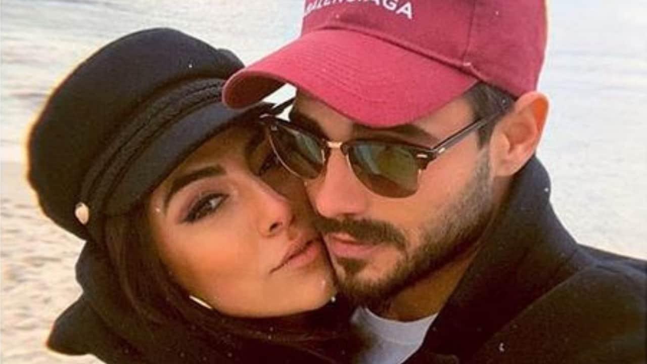 Francesco Monte: dedica un ti amo alla fidanzata Giulia Salemi