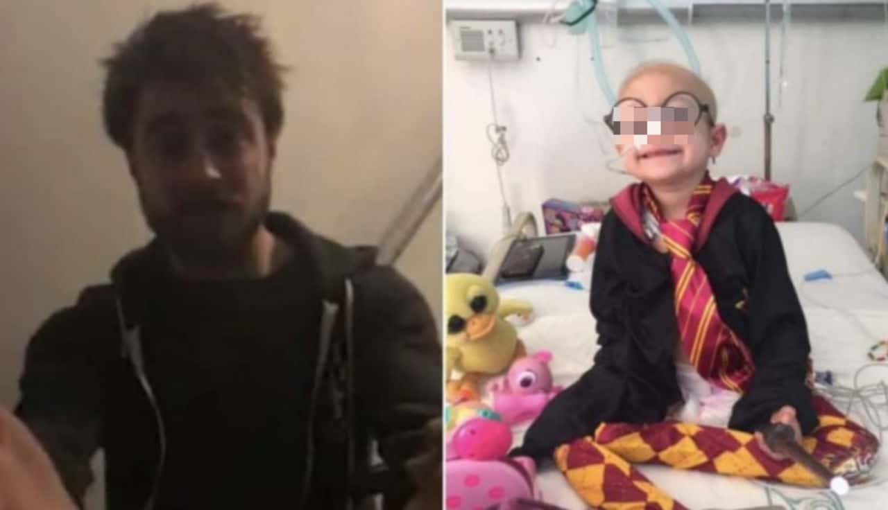 Bambina malata terminale: il suo eroe Harry Potter le fa una sorpresa