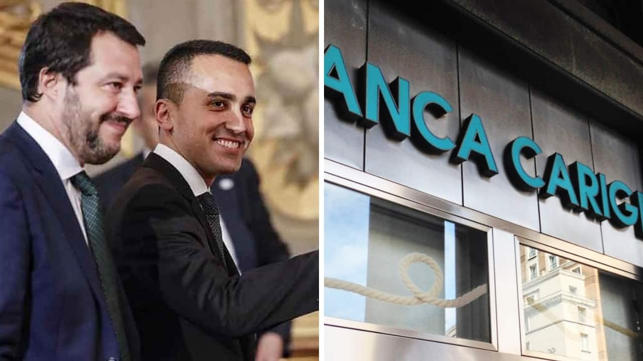 governo banca carige
