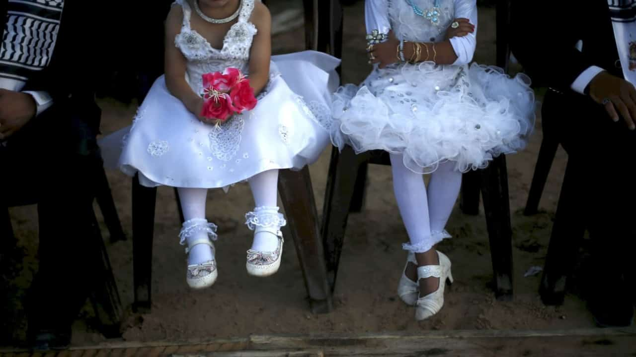 il dramma delle spose bambine reuters