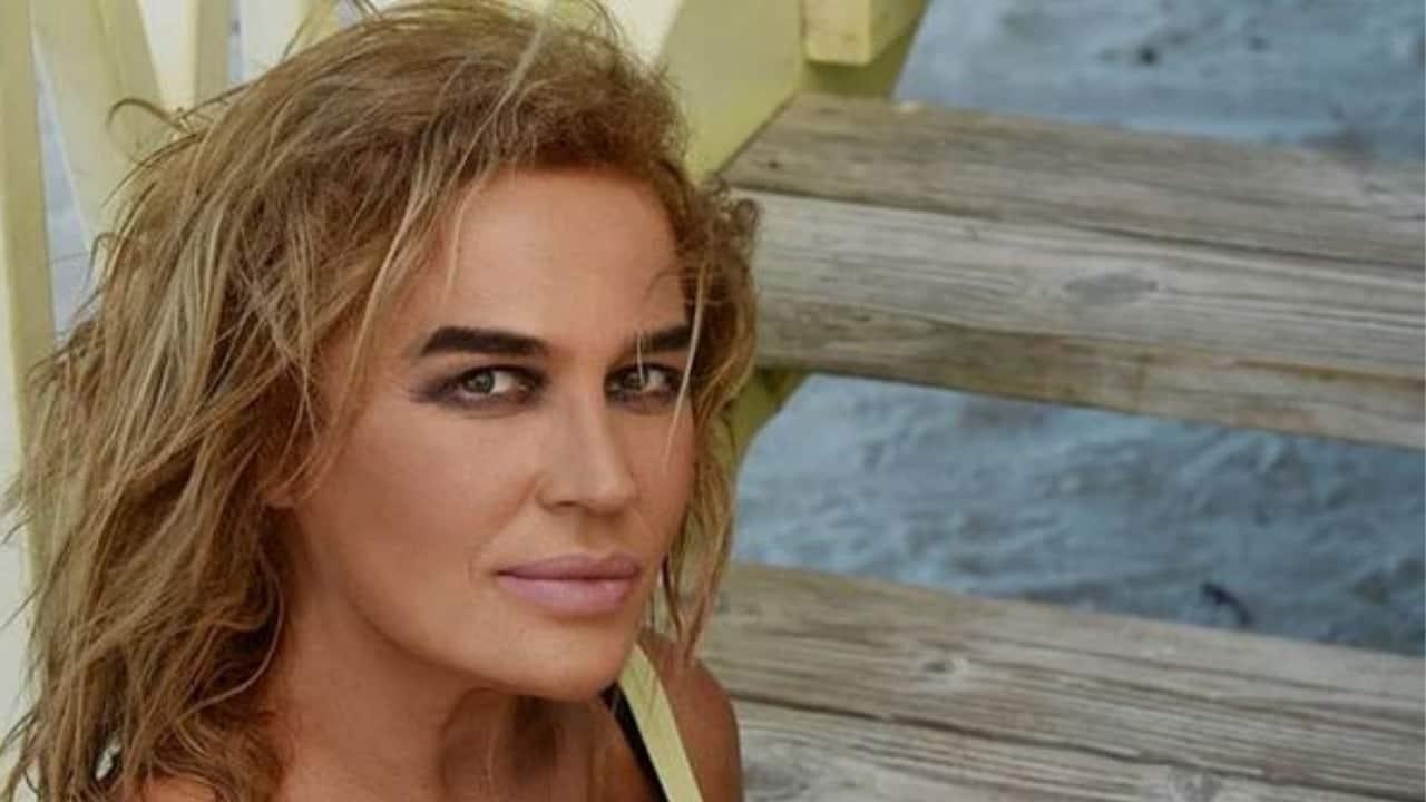 Lory Del Santo rivela di essere stata arrestata per errore