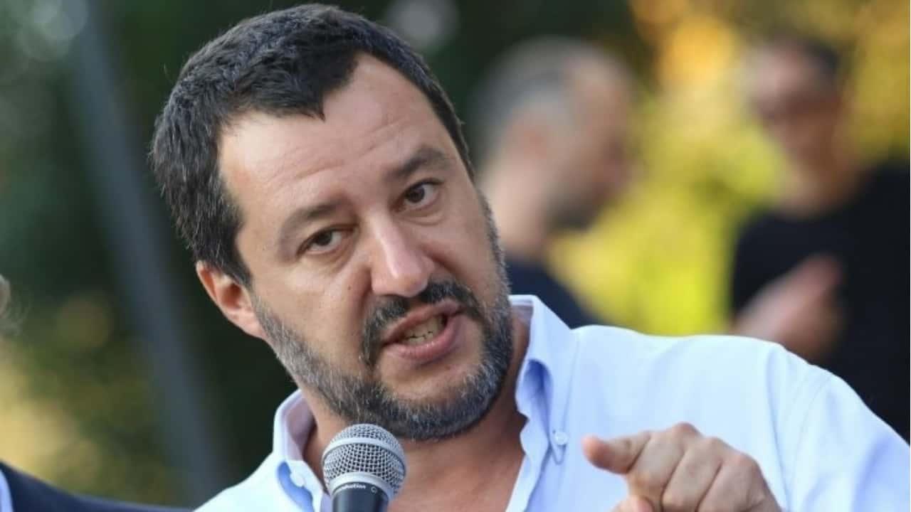 Matteo Salvini si oppone alla Supercoppa italiana in Arabia Saudita