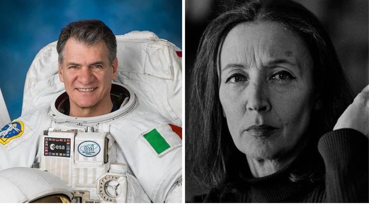 L'astronauta Paolo Nespoli e Oriana Fallaci: il flirt confessato 35 anni dopo