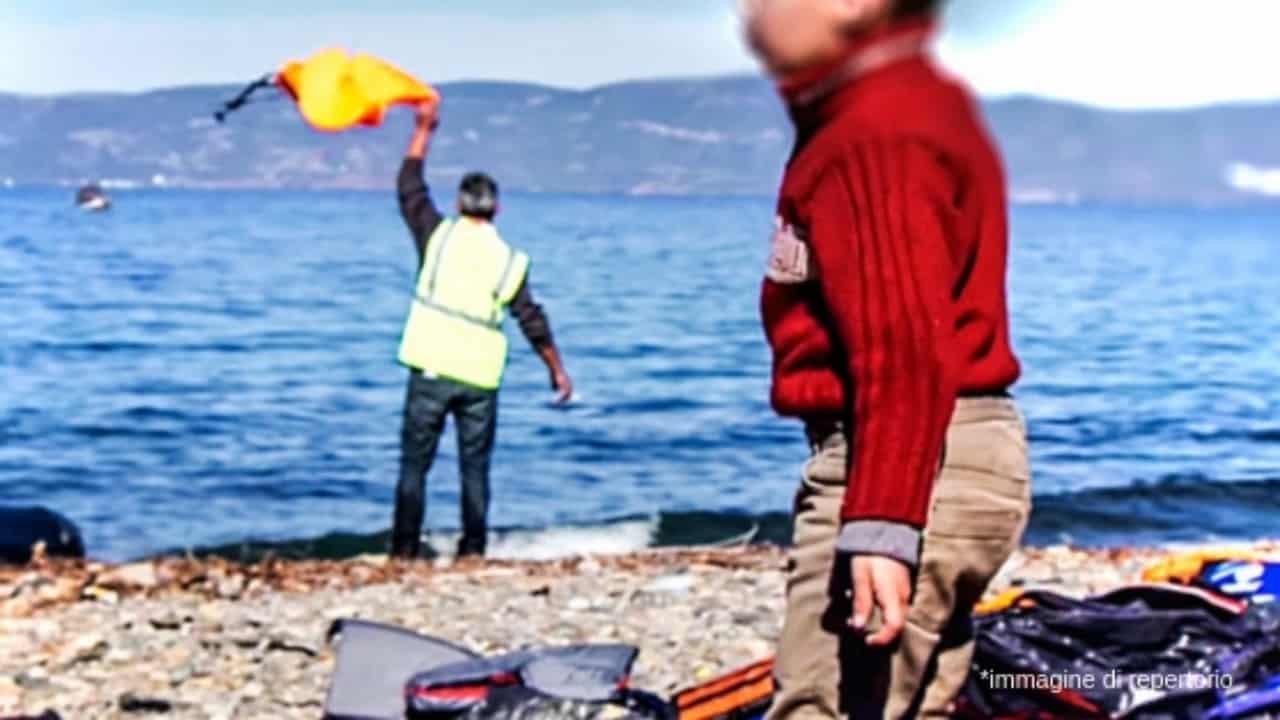 Migrante 14enne morto nel Mediterrane con la pagella cucita addosso
