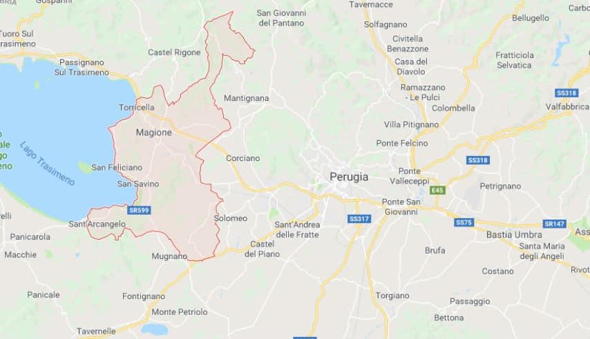 Donna uccisa a Perugia: aveva ancora il coltello nella schiena