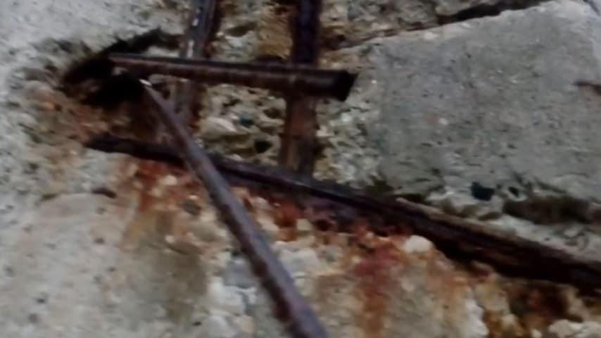Viadotto Puleto sequestrato per rischio crollo