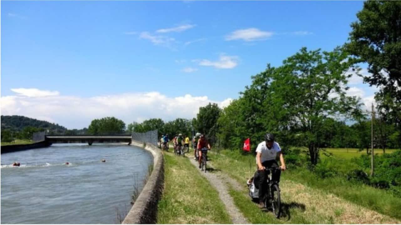 in arrivo pista ciclabile che collegherà Torino e Milano