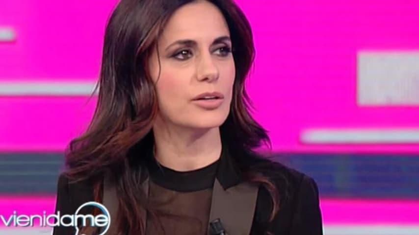 """Rossella Brescia ospite a """"Vieni da me"""""""