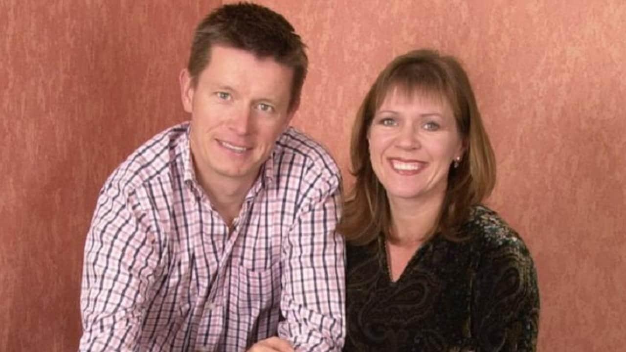 richard mason e la ex moglie