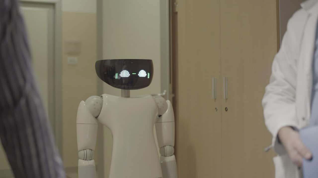 Robot infermieri