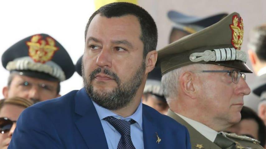 Matteo Salvini ha detto che no guardreà la finale di Supercoppa italiana in Arabia Saudita