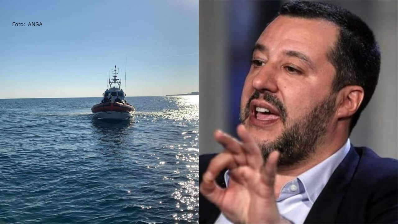 Delegazione di politici sale sulla Sea Watch a largo di Siracusa