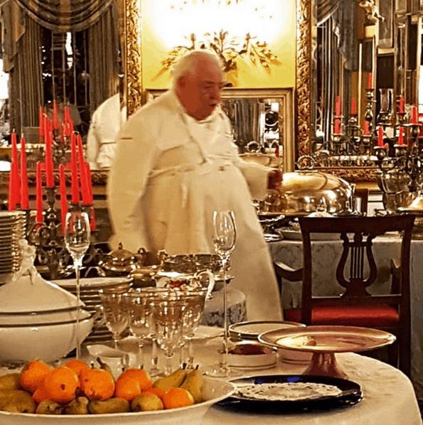 Romano Tamani, chef stellato, sequestrato e rapinato