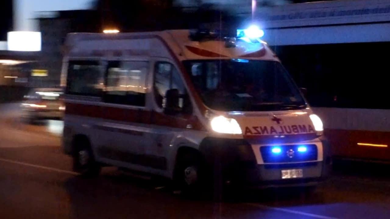 tassista travolto mentre cerca di prestare soccorso
