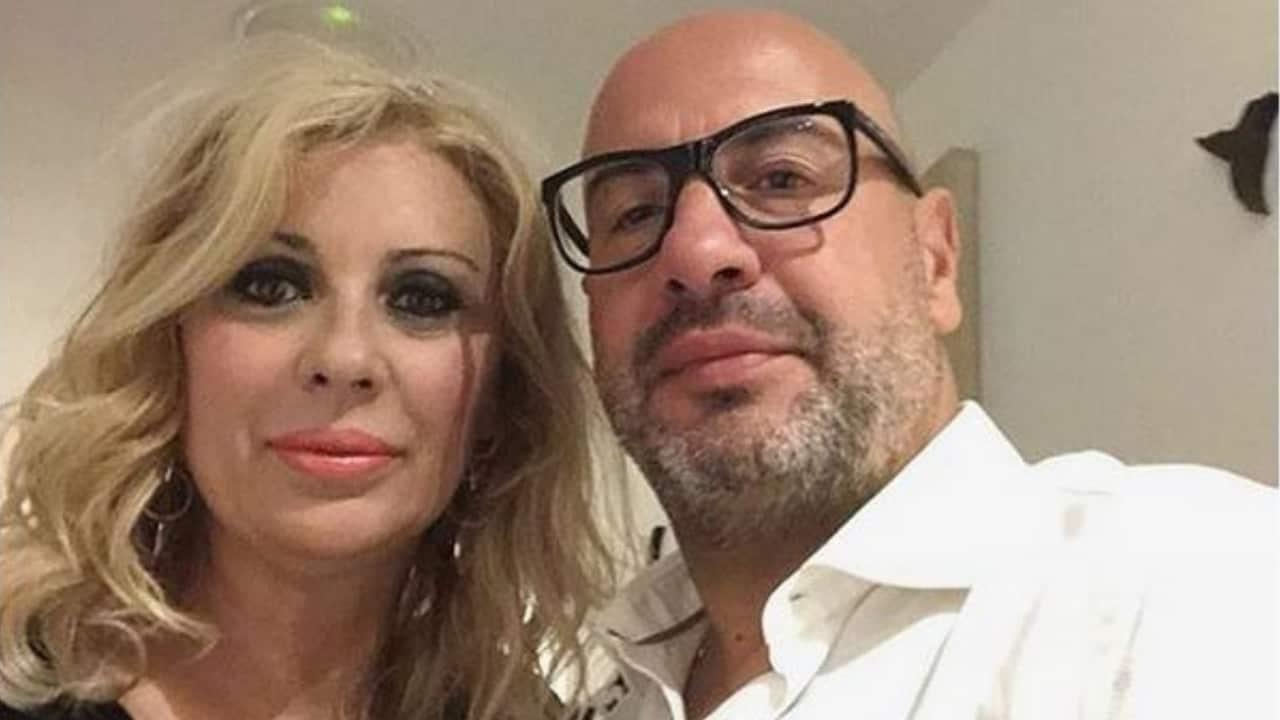 Tina Cipollari sposeròà vincenzo Ferrara