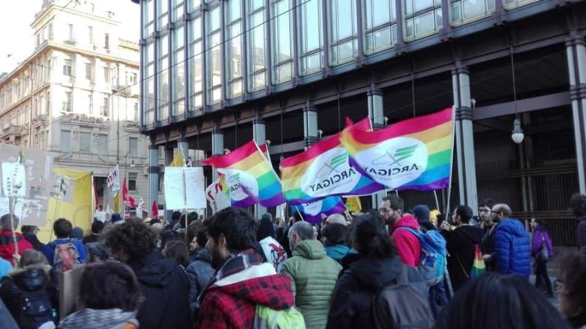 Aggressione omofoba a Torino ai danni di un 53enne