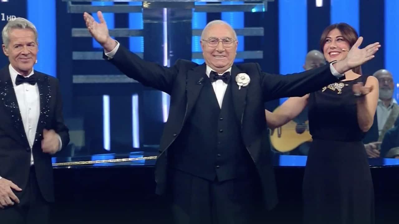 Pippo Baudo ritorna a Sanremo