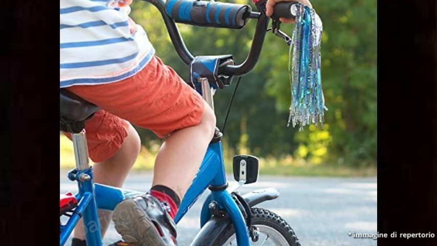 bambini e biciclette