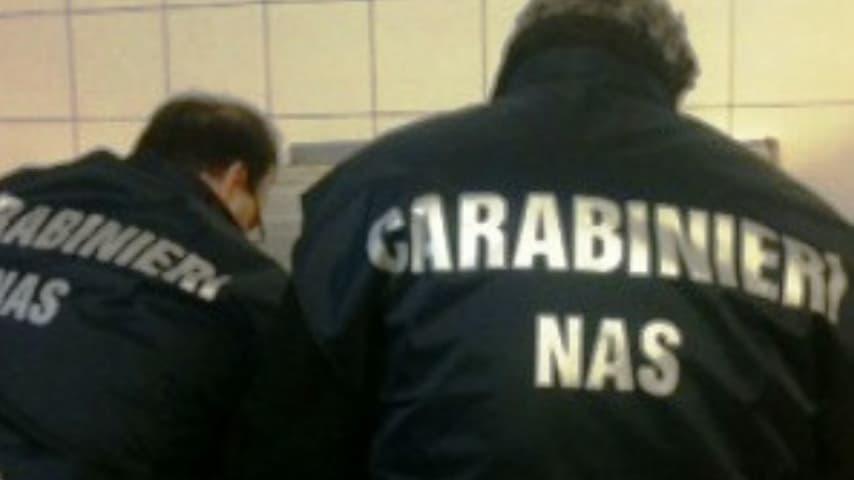 Carabinieri dei Nas. Immagine: Sito web ministero della Salute