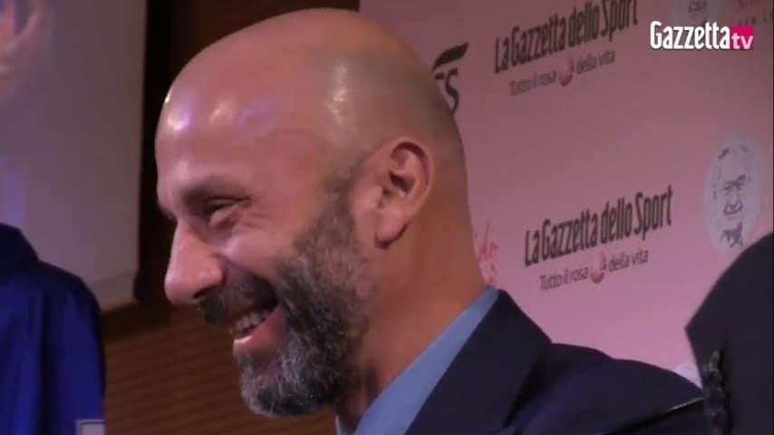 Gianluca Vialli vince
