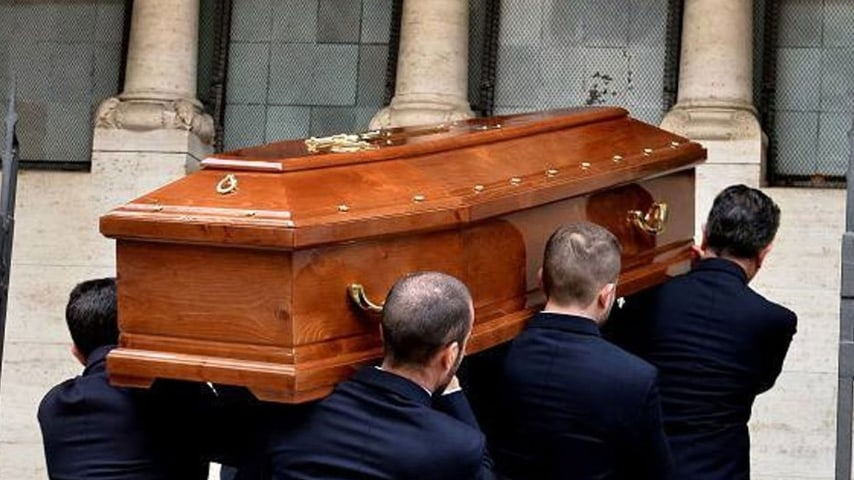 Due funerali per due fratelli a distanza di 9 anni (Immagine di repertorio)