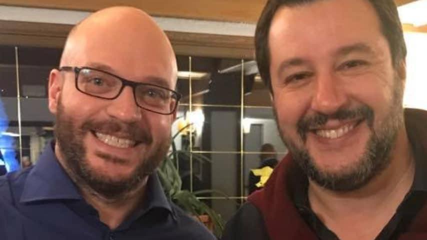 Fontana e Salvini